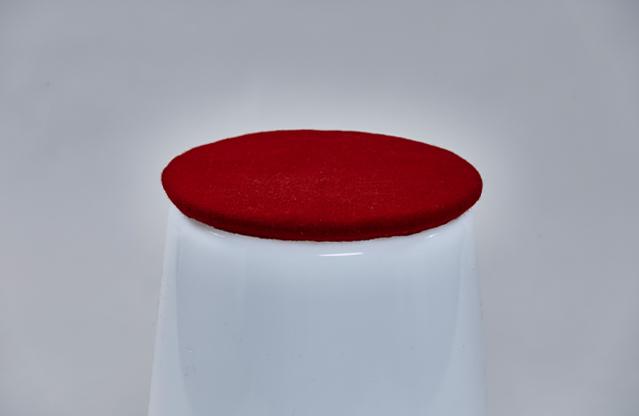 filz-rot